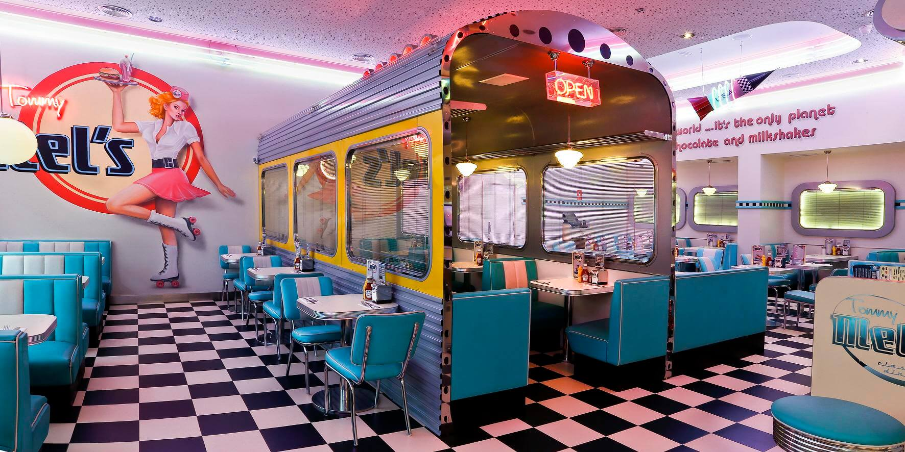 Tommy Mel's (Sol)